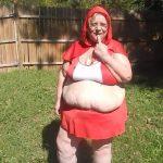 Imagen Caperucita roja ha engordado mucho