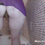 Imagen Gran señora gorda cagando