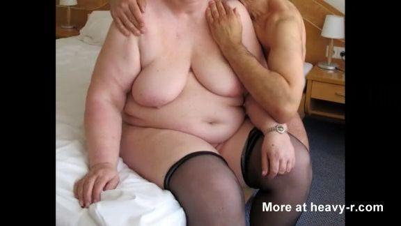 Colección de mujeres viejas desnudas