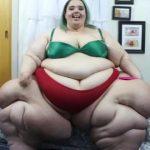 Imagen Super Obesa tiene que pesar los 300 kilos