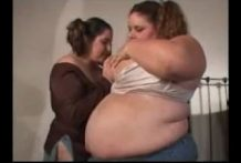 Lesbianas llenas de grasa