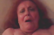 Follando enorme abuela caliente