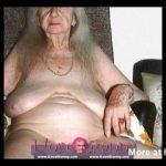 Imagen Fotos de Gordas abuelas desnudas