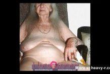 Fotos de Gordas abuelas desnudas