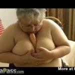 Imagen Video hecho en casa gordita madura