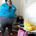 Imagen Streaptese mujer obesa