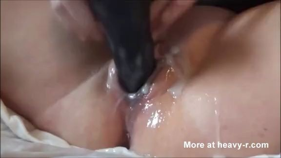 Su cremosa vagina al orgasmo