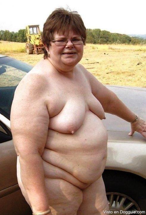 Fotos de mujeres viejas desnudas 5