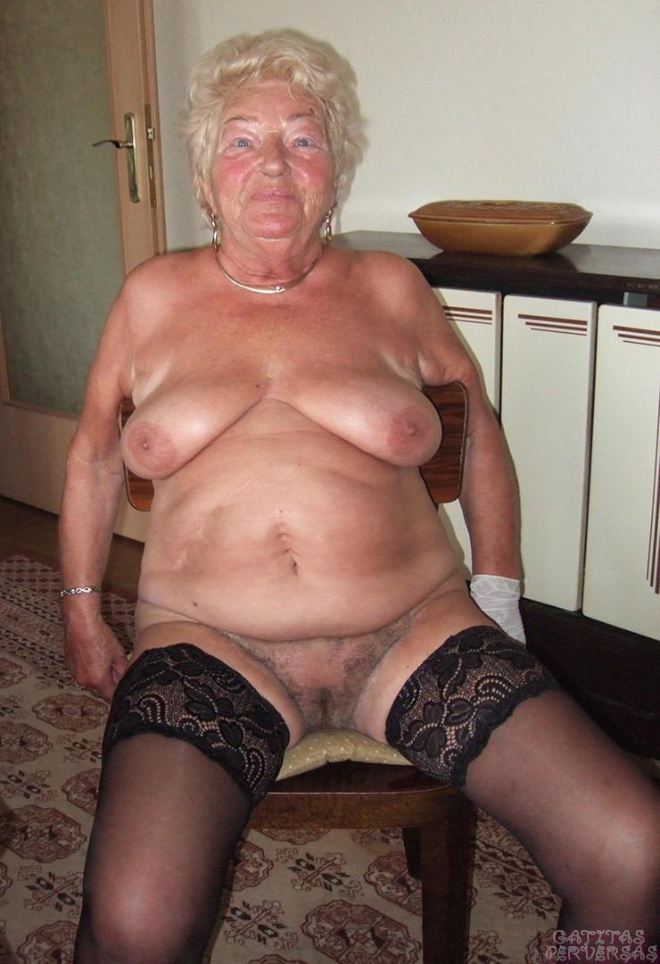 Fotos de mujeres viejas desnudas 7