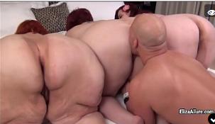 3 culos gigantes para comer