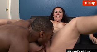 Videos XXX Facial para la gorda con el negro polla grande
