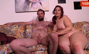 La gorda quiere grabar un video de sexo