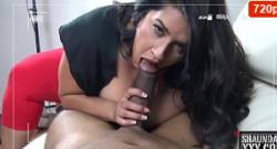 Latina bbw pornstar Sofia rose ama grandes pollas negras