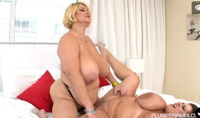 Tetonas BBW Pornstars sexo lésbico caliente