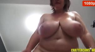 Abuelita gorda de grandes tetas FACIAL Y SEXO ANAL